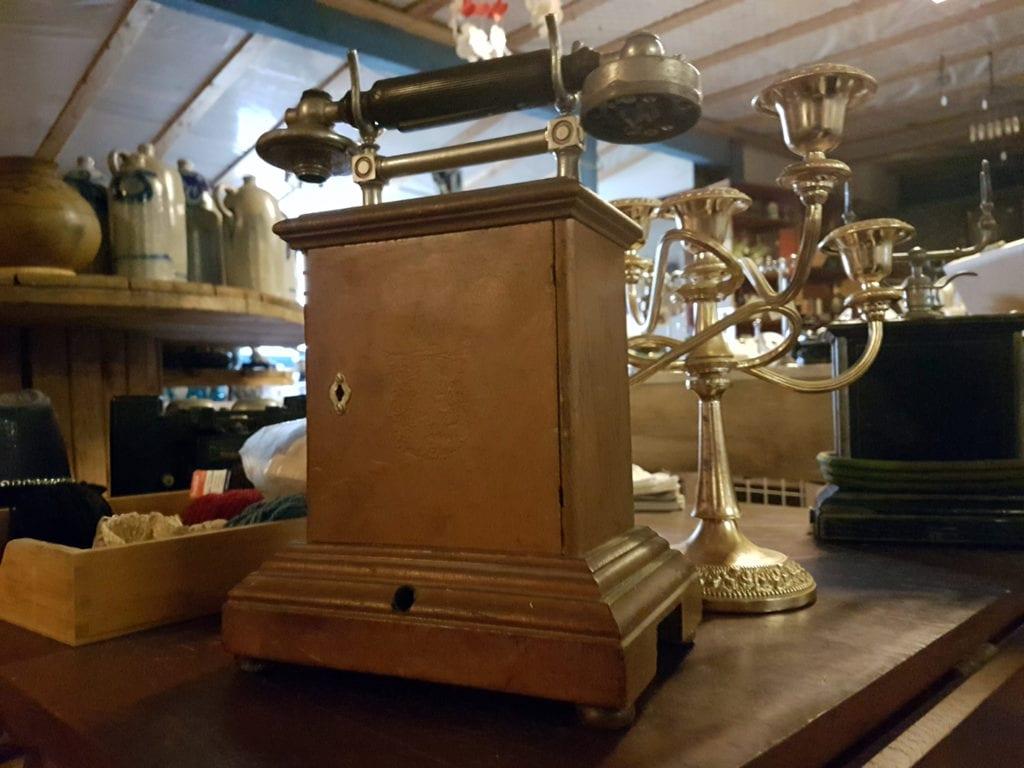 Antikbutik i Gelsted - Kjærs Antik og Genbrug