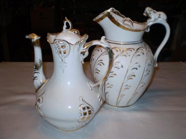 kaffekander Kjærs Antik og Genbrug